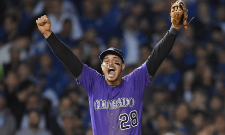 Nolan Arenado Finalizing an 8-Year, $260 Million Extension with Rockies