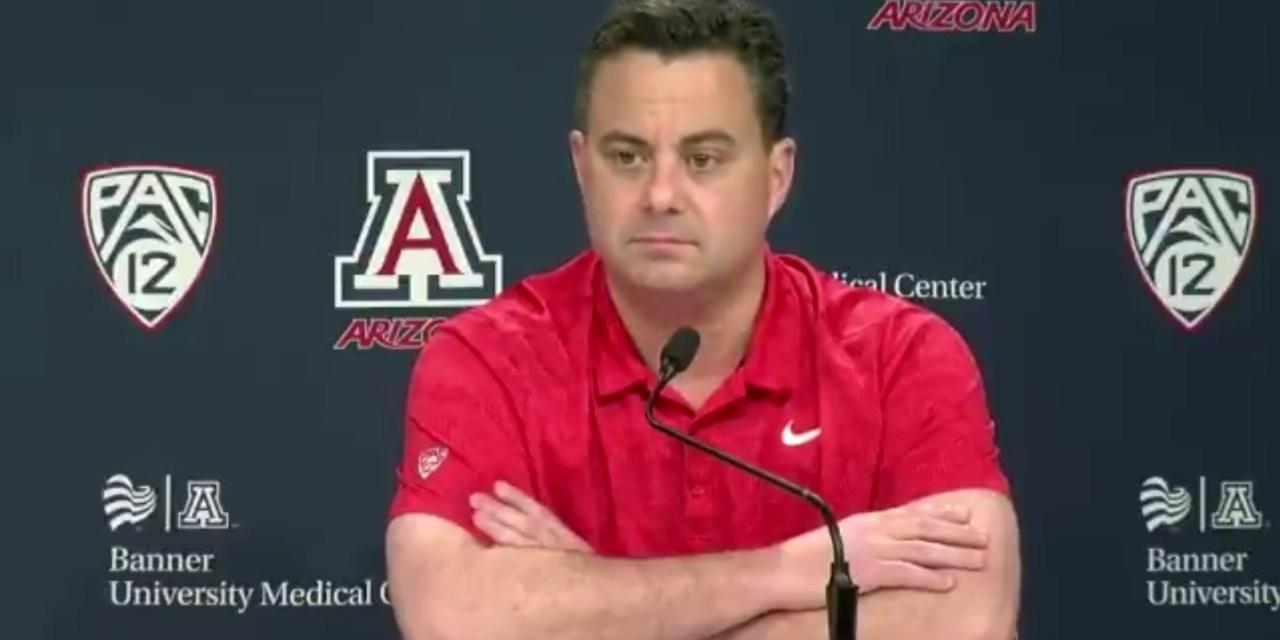 Arizona Head Coach Sean Miller Shuts Down Question About Subpoena
