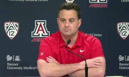 Arizona Head Coach Sean Miller Shuts Down Question About Subpoena