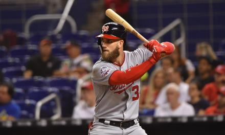 Bryce Harper and the Giants Reportedly Discussed a 10-Year Deal