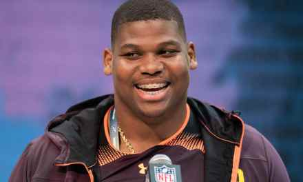 NFL Prospect Quinnen Williams Has Crazy Results At Combine After Eating This Classic Cookie