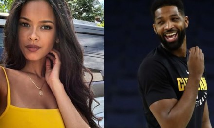 Woman Spotted with Tristan Thompson Has Been Identified as Model Karizma Ramirez