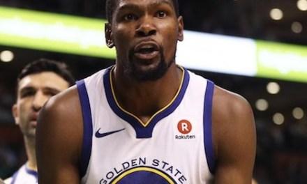 Warriors Concerned KD's Behavior Indicates Departure