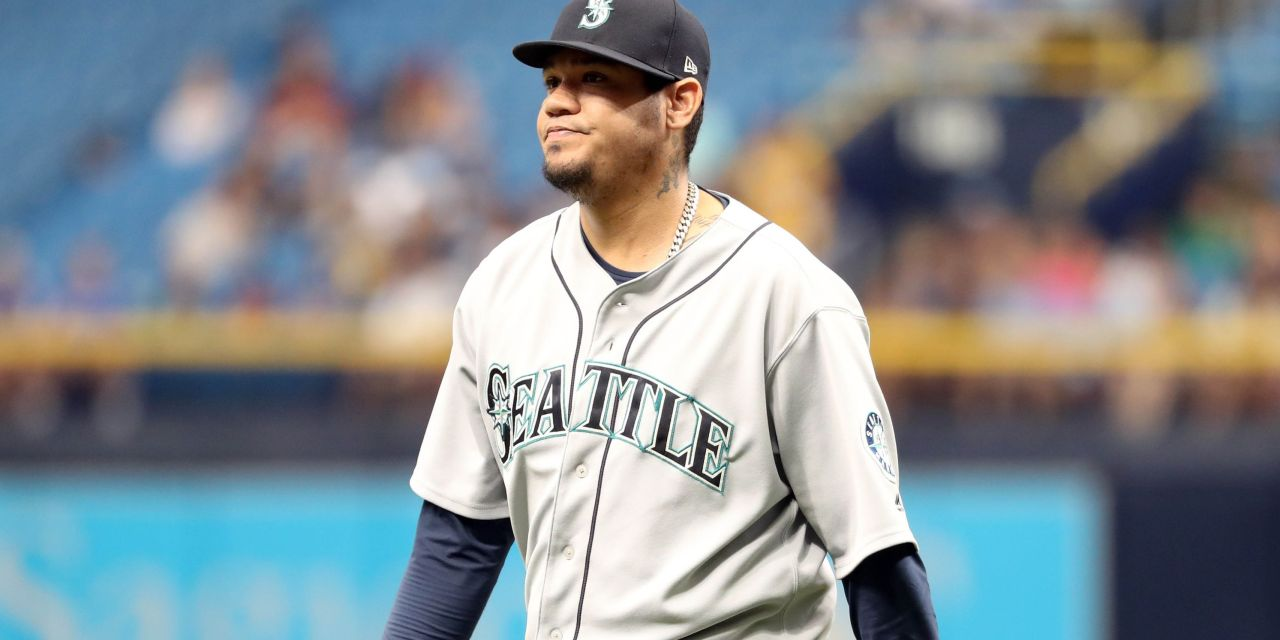 Felix Hernandez's Run as the Seattle Mariners Opening Day Starter will End at 10 in a Row