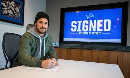 Danny Amendola Signs a One-Year Deal with Lions