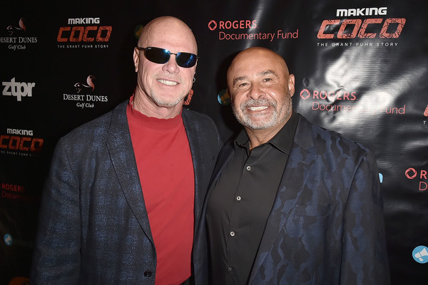 NHL Legend Grant Fuhr Brings 'Making Coco' to the US