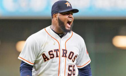 Astros Pitching Prospect Francis Martes Suspended 80 Games for PEDs