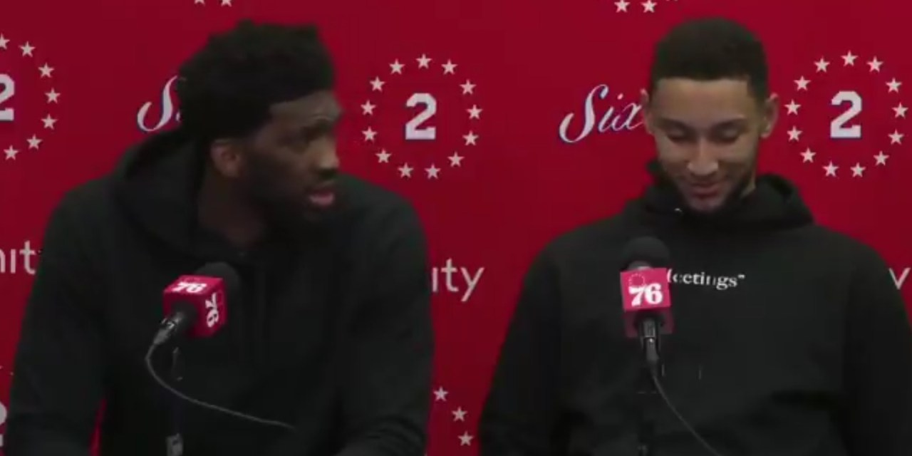 Joel Embiid Says His Conditioning is at 69 Percent