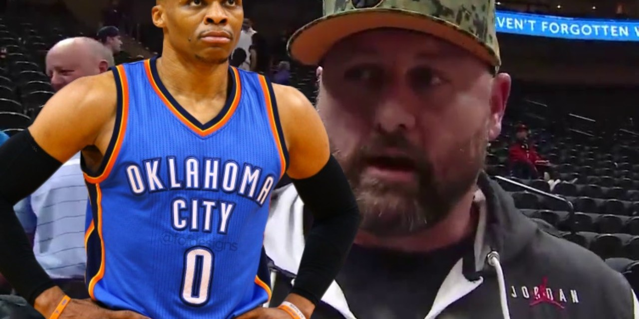 Banned Jazz Fan Shane Keisel to File Defamation Lawsuit Against Russell Westbrook After Dispute