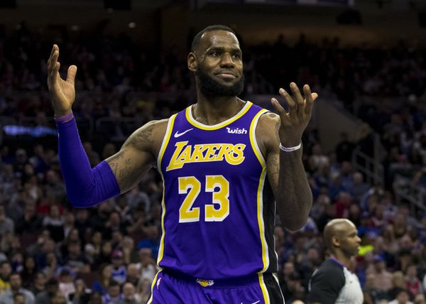 LeBron James Trade Was Actually 'Contemplated' by Lakers