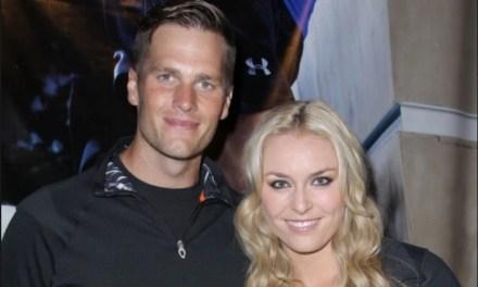 Tom Brady Has Been Watching Lindsey Vonn Film in Preparation for his Montana Ski Trip