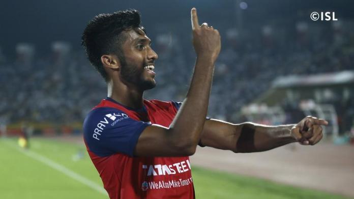 farulh chowdhury indian football team jamshedpur fc