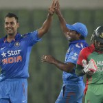 India Beat Bangladesh By 47 runs (D/L method) to Take Unbeatable 2-0 Lead