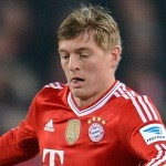 Toni Kroos joins Real Madrid on a six-year contract