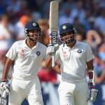 Day 2 : Bhuvneshwar, Shami give India the advantage