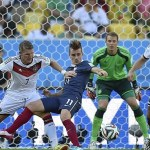 Germany enters Semis for fourth consecutive FIFA world cup