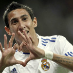 Angel Di Maria's record break signing by Manchester united
