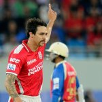 Kings XI Punjab Mitchell Johnson set to miss CLT20