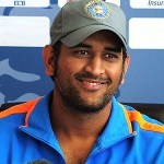 Dhoni rested for Sri Lanka series