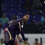 Sunil Narine suspended from bowling in CLT20 final