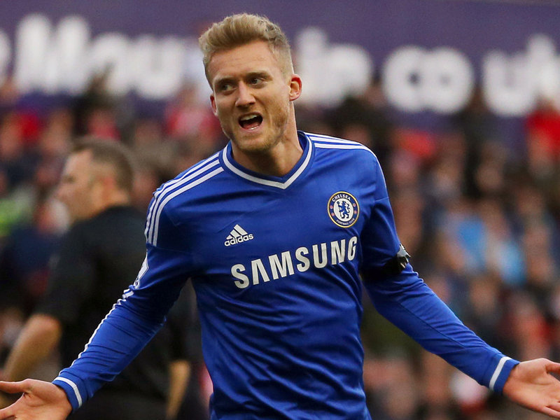 Schurrle exit from Chelsea soon
