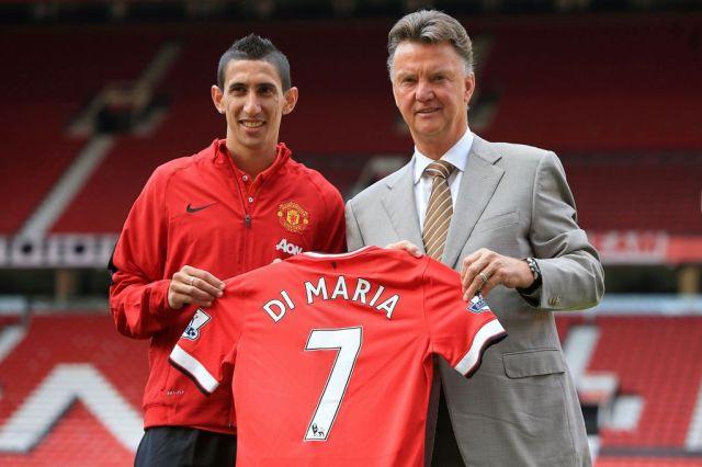 PSG bid for Di Maria