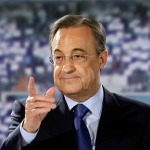 Florentino Perez : I want to see Messi at Bernabeu