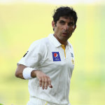 Misbah equals fastest Test century record