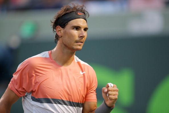 Rafael Nadal injury
