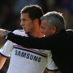 Mourinho: Hazard will soon sign a new contract
