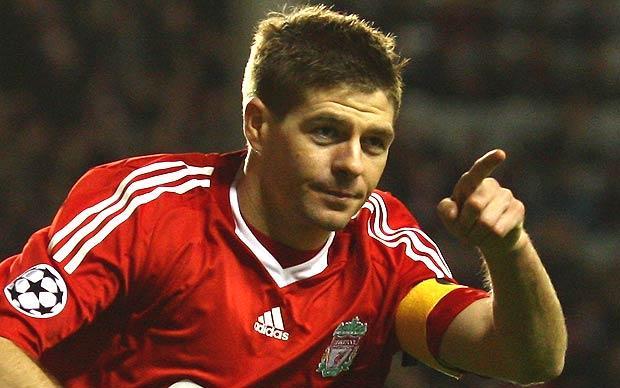 Steven Gerrard new contract
