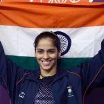 Saina Nehwal bagged world no. 1 position