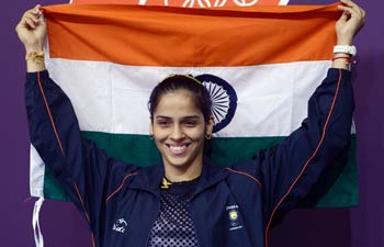 Saina Nehwal bagged world no. 1 position