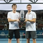 Jamie Murray and John Peers win their fifth doubles title