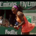 SERENA WILLIAMS WINS FRENCH OPEN AFTER DEFEATING LUCIE SAFAROVA IN FINAL