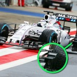 F1 news: Williams used radical new Winglet.