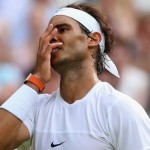 Nadal out from Wimbledon 2015