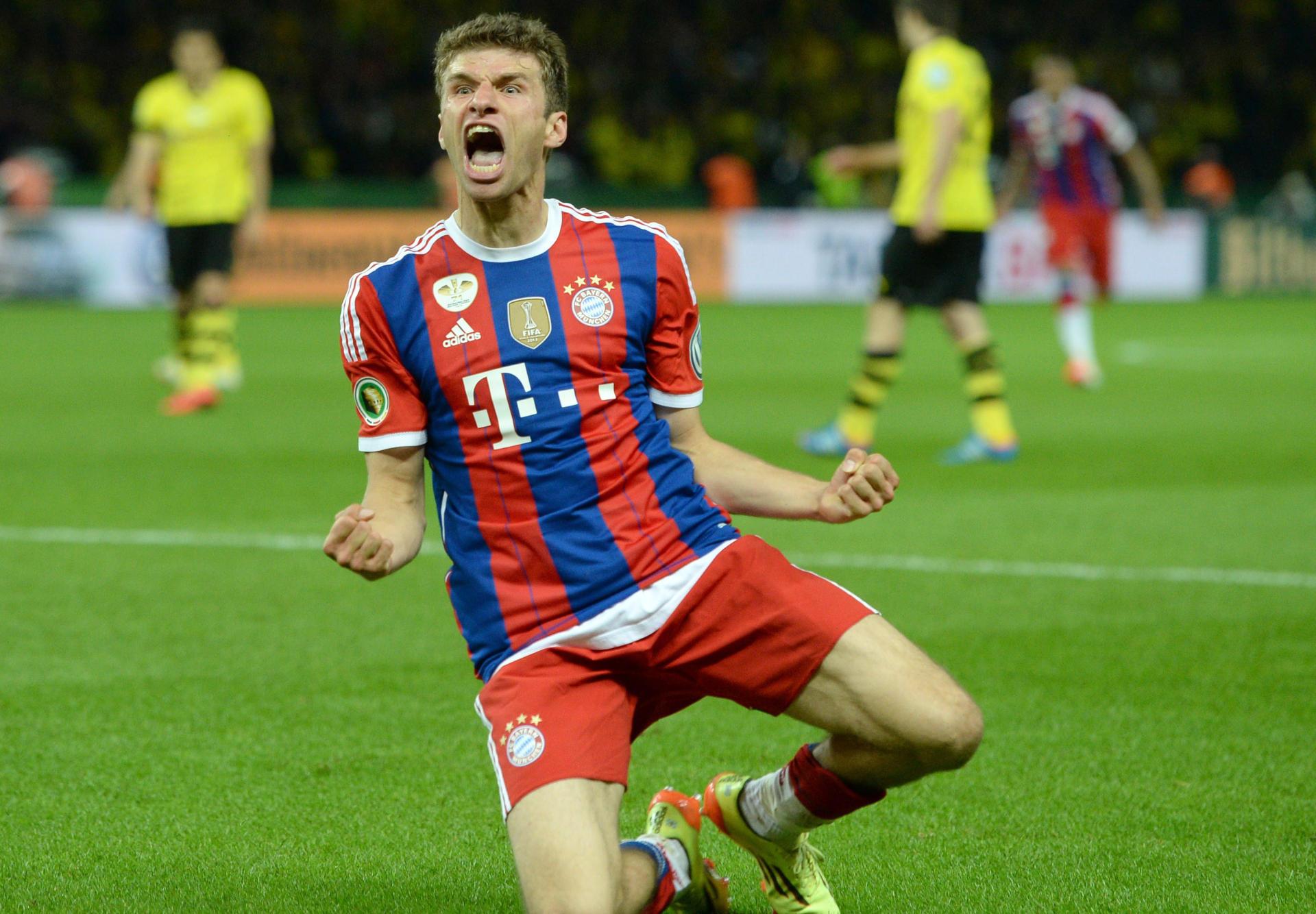 Manchester United is preparing a £60 million bid for Muller
