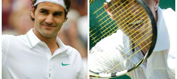 Federer beats Querrey