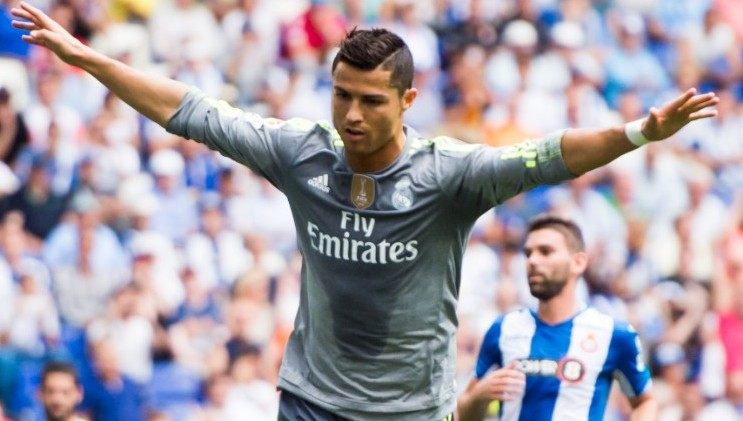 Ronaldo becomes Real's Top scorer in LaLiga