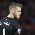 De Gea signs 4-year contract with Manchester United