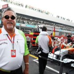 Vijay Mallya is confident for Nico and Checo