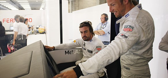 McLaren F1 team losses sponsorship of Tag Heuer