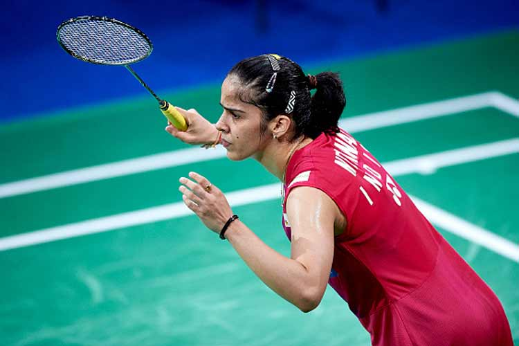 Saina Nehwal Enters China Open Badminton Final