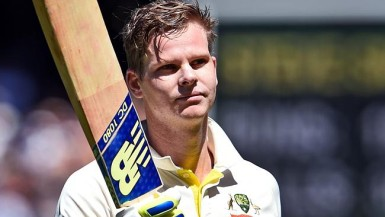 Steve Smith is crowed cricketer of the year by ICC
