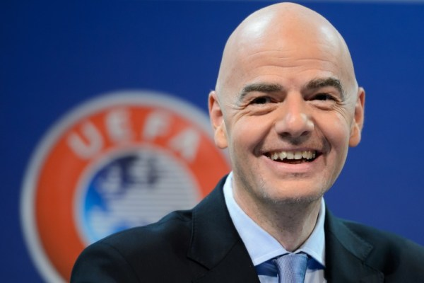Gianni Infantino confirms as new president of FIFA