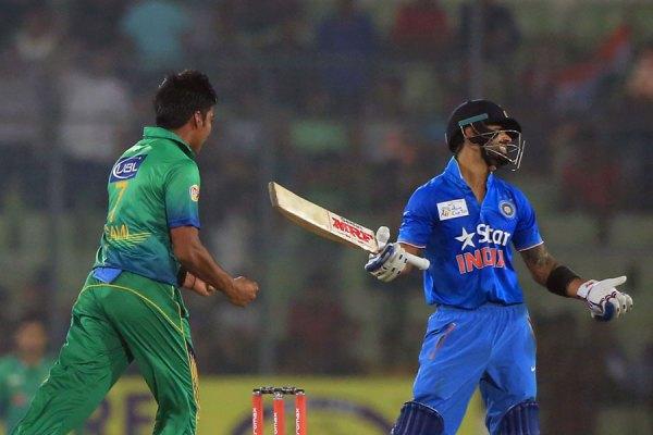 ICC penalizes Virat Kohli for his dissent after dismissal