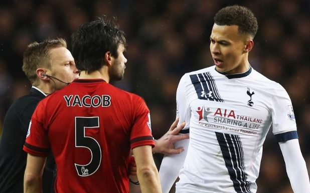 Dele Alli banned for rest of the season