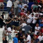 Fans Jinxed Russia for EURO 2016