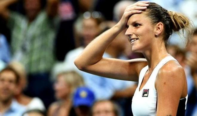 Karolina Pliskova ousts Serena Williams and books her berth in US open final